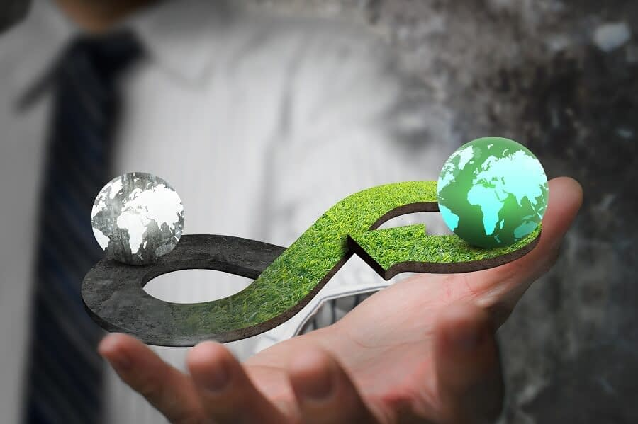Chemicals Major Accelerates Circular Economy Strategy by Adopting Evalueserve's Circular Economy Framework