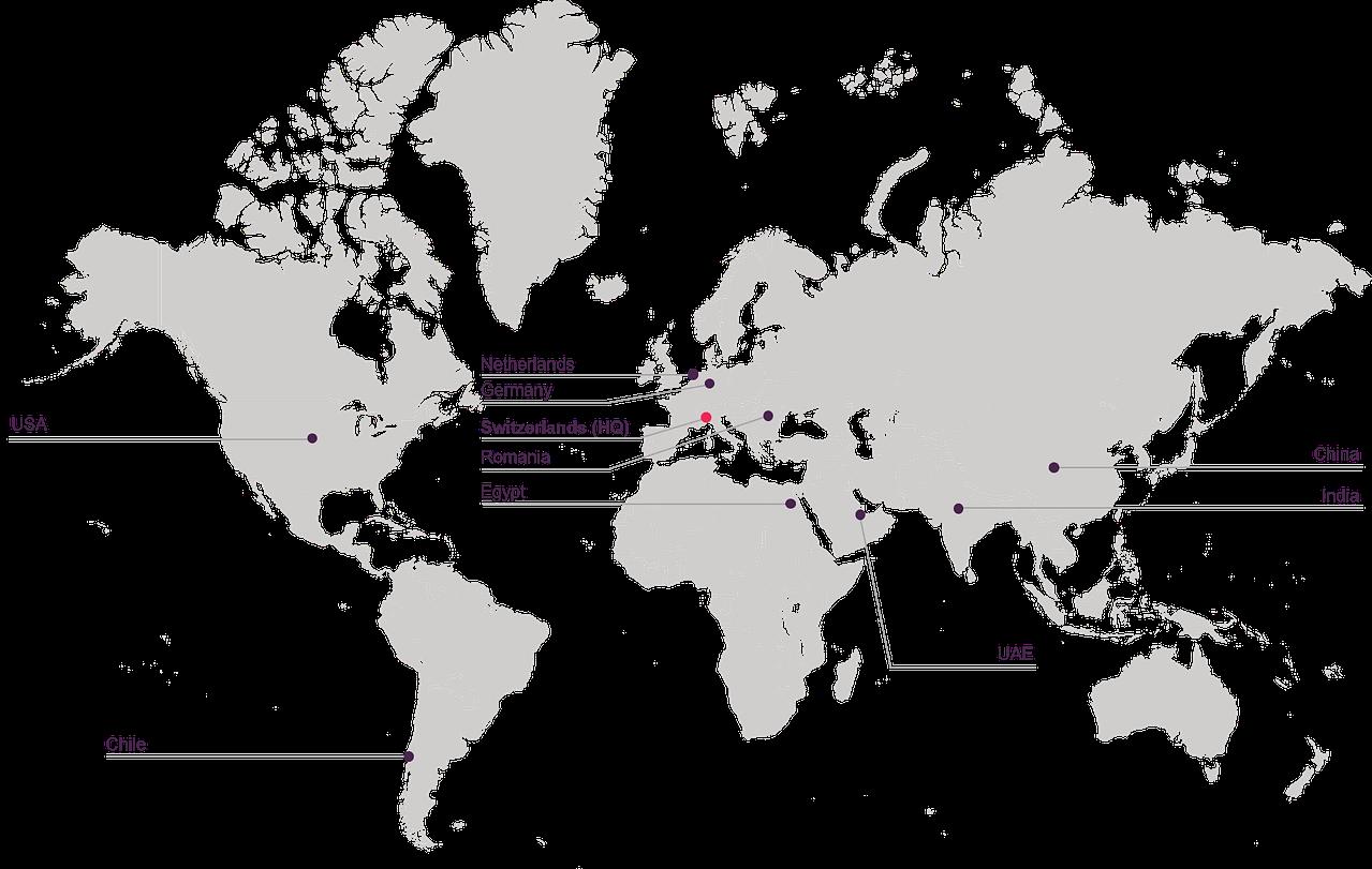 our-global-footprint
