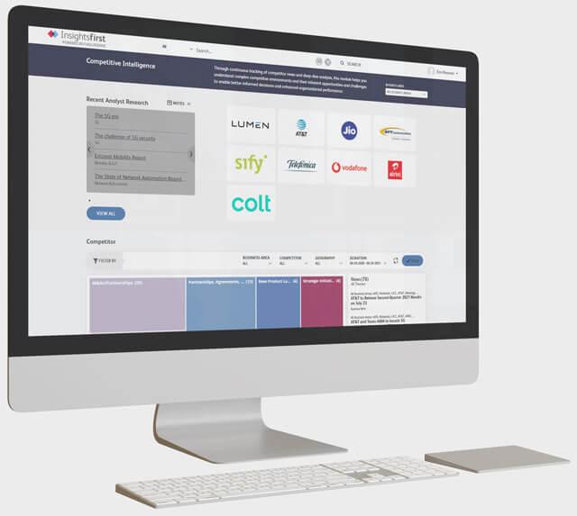 InsightsFirst platform