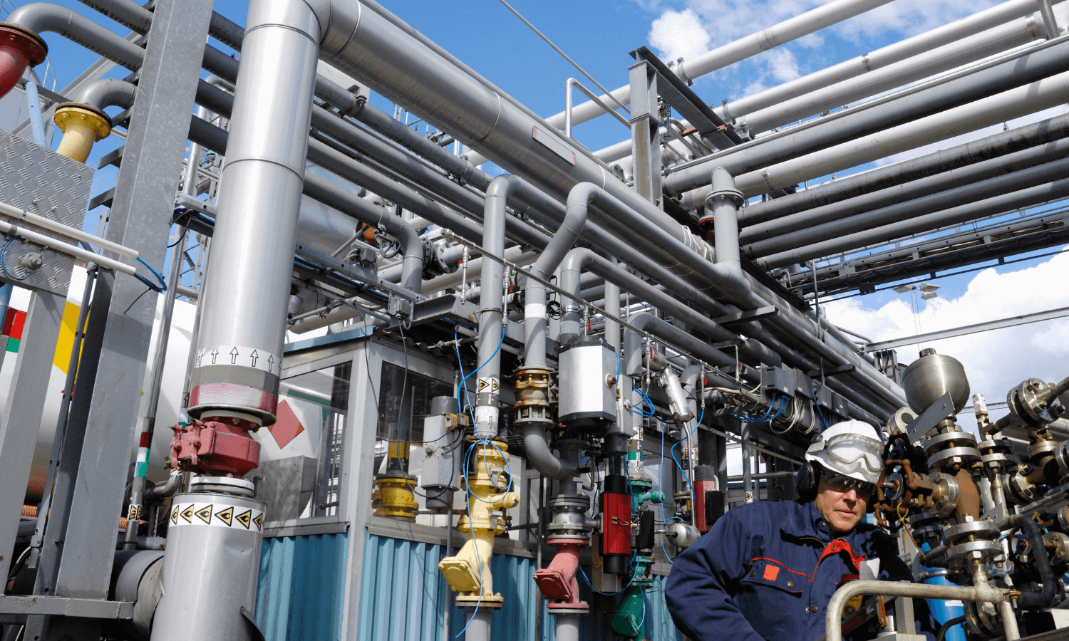 Multinational Gas and Power Company Identifies Potential Disruptors