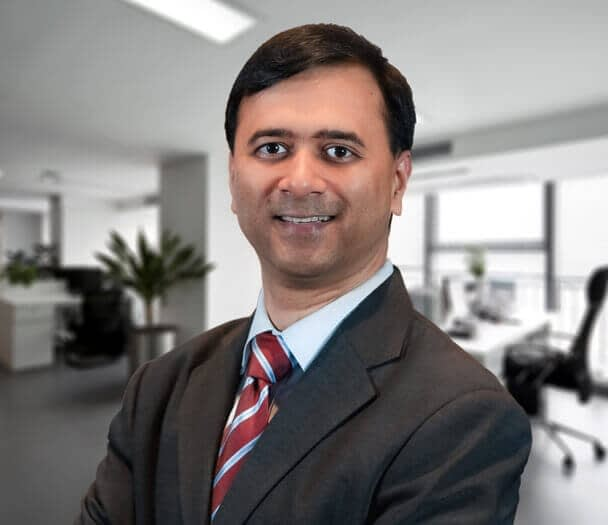 Ashutosh Gupta -Co-Chief Executive Officer