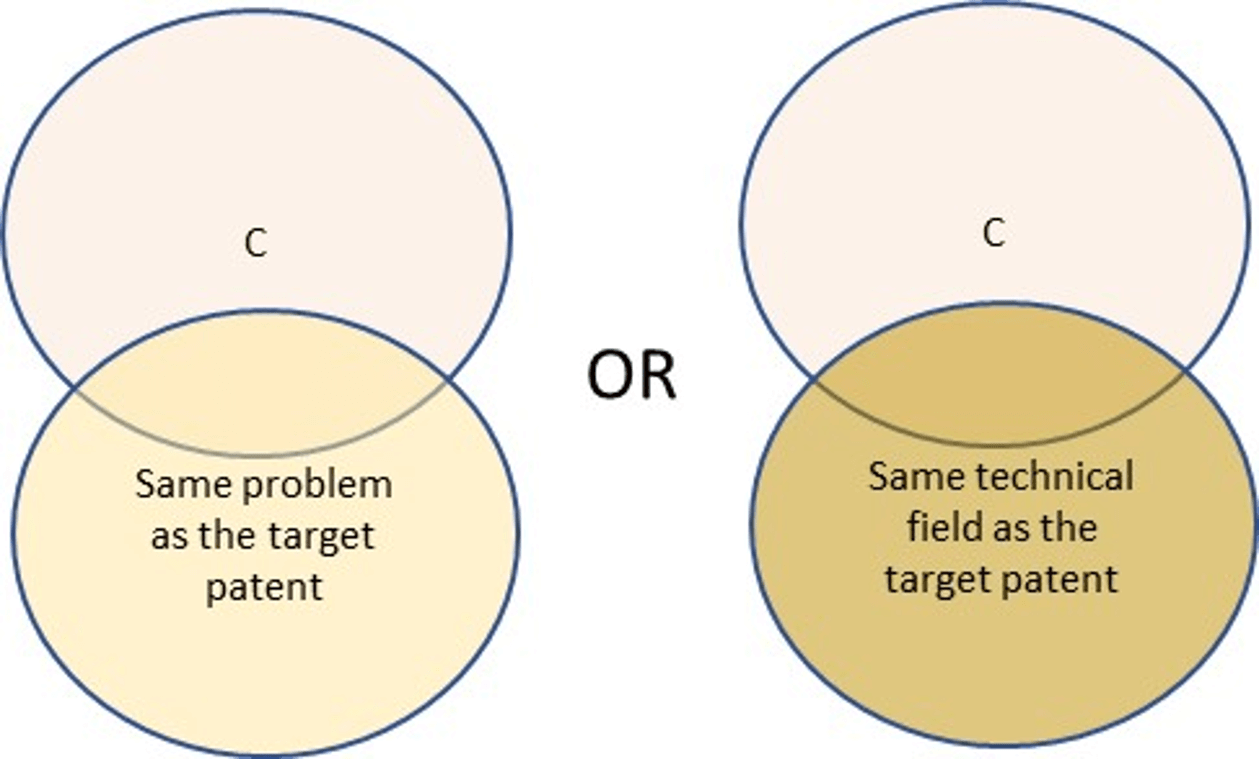 Validity Search - target claim