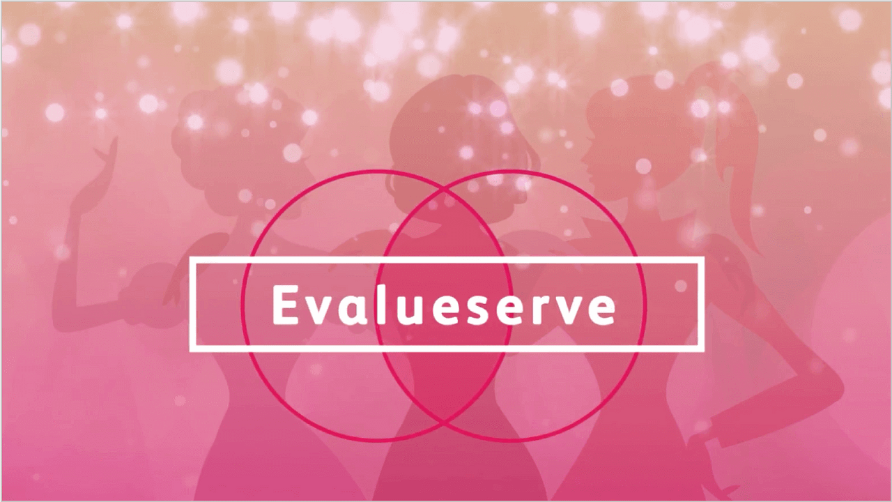 Women's at Evalueserve