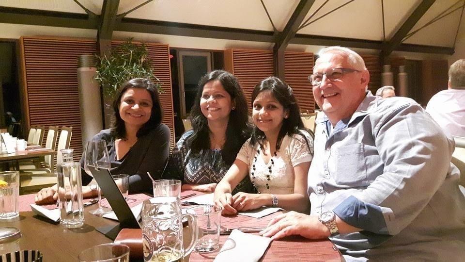 Offsite Meeting, Munich