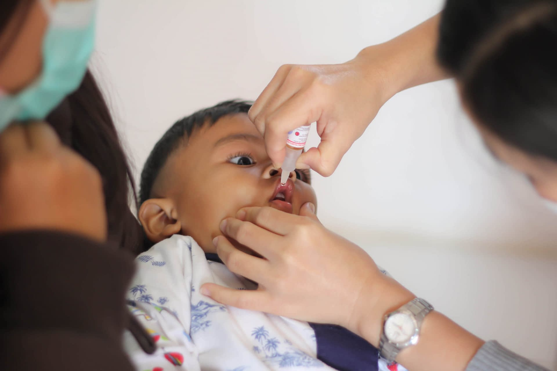 International Implementing Agency Identifies Key Enablers and Barriers for Rotavirus Vaccination Immunization (RVVI) Program Through Robust Analysis Tool